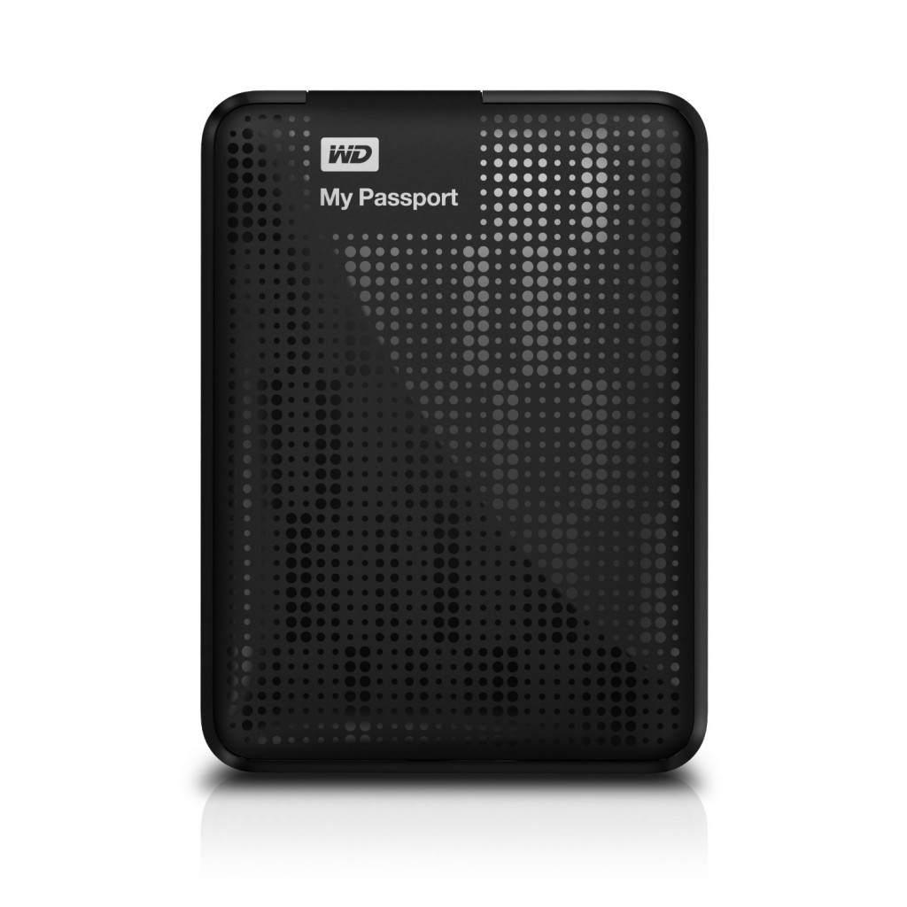 WD MyPassport Backup Drive