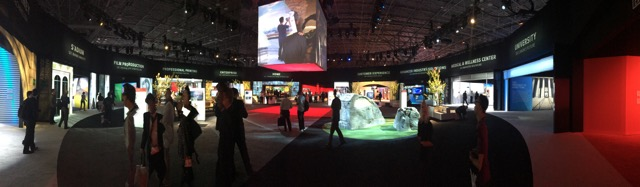 The Main Room of Canon Expo 2015