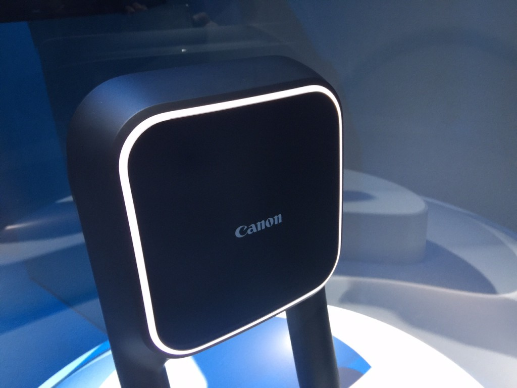 Canon VR Headset Face