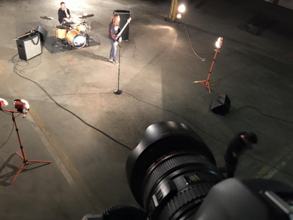 Shooting My First Music Video – Part 3 – Editing